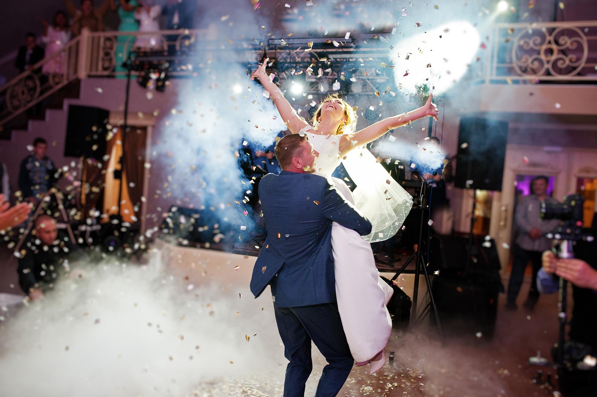 The Most Popular Wedding Entertainment Ideas